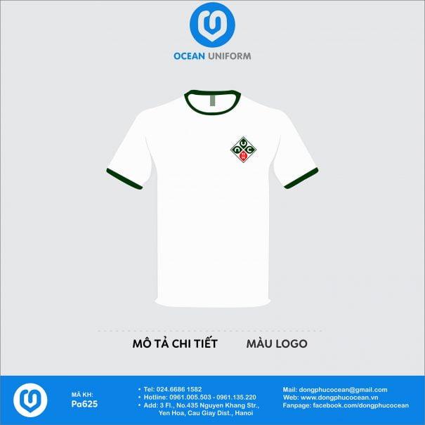 Đồng phục câu lạc bộ FC Nguyễn Văn Cừ