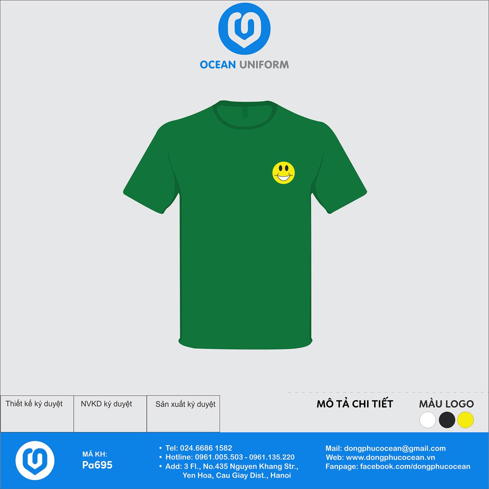 Áo nhóm đồng phục FC Cầu Giấy