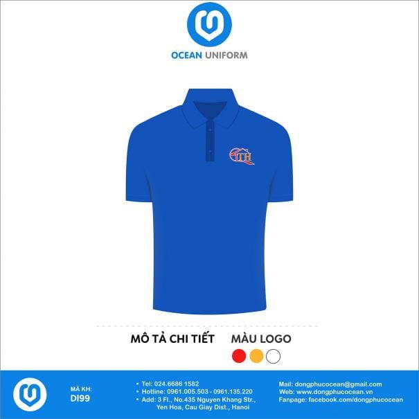 Đồng phục văn phòng Công ty nhựa Thiên Hương
