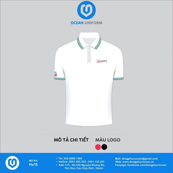 Áo đồng phục Công ty Vietek
