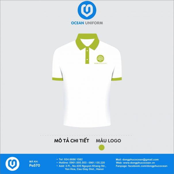 Đồng phục áo phông nhân viên PA570
