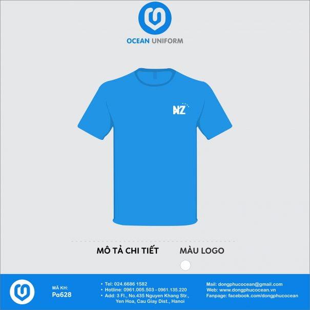 Đồng phục áo phông nhân viên PA628