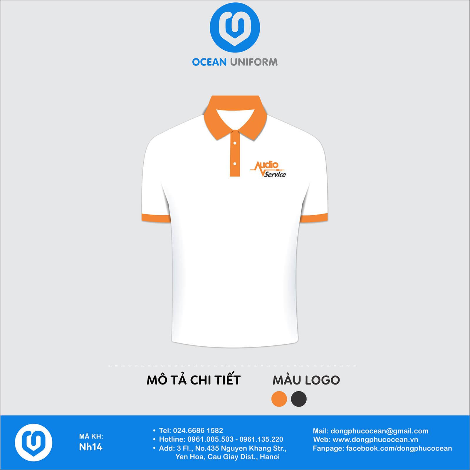 Đồng phục áo phông quảng cáo, sự kiện NH14