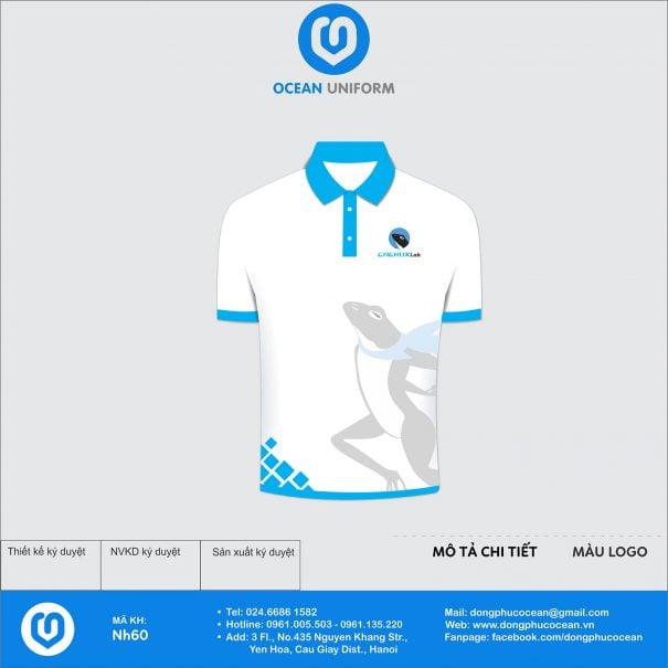 Đồng phục áo phông quảng cáo, sự kiện NH60