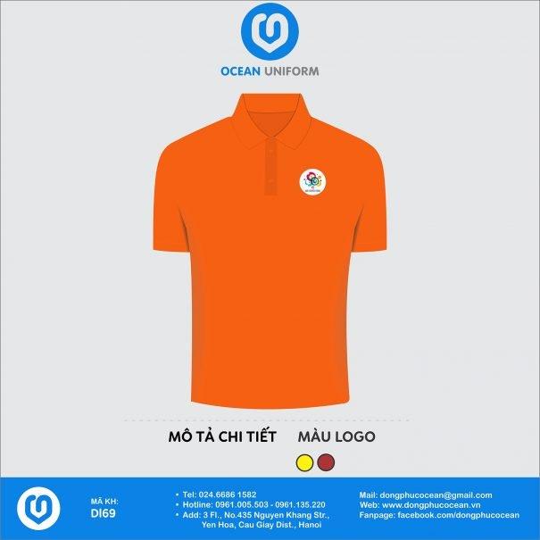 Đồng phục câu lạc bộ DL69