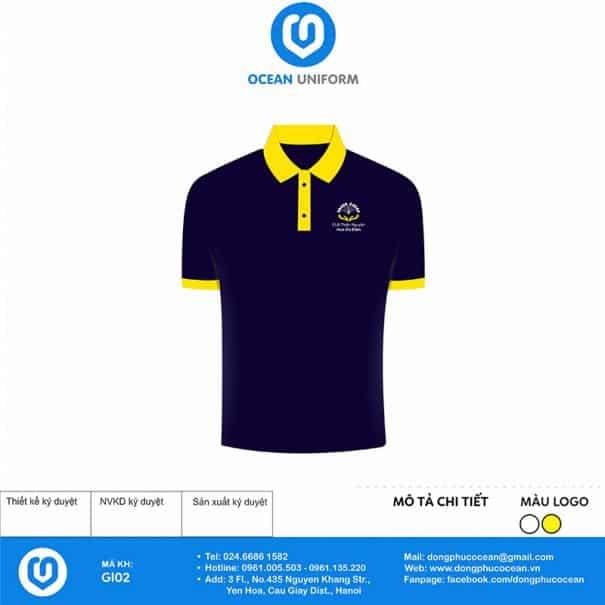 Đồng phục câu lạc bộ GL02