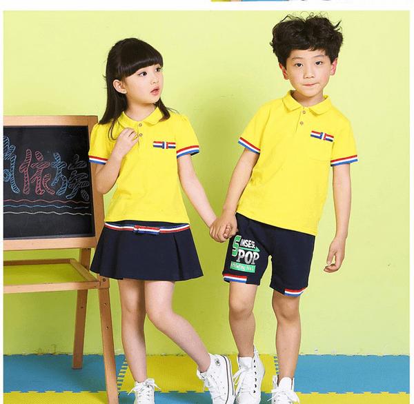 Đồng phục lớp cho học sinh tiểu học 2