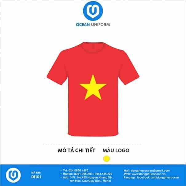 Đồng phục mầm non DL101