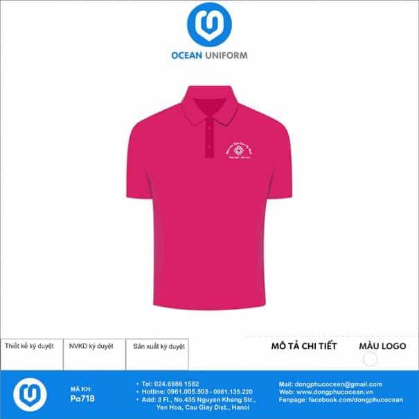 Đồng phục mầm non PA718
