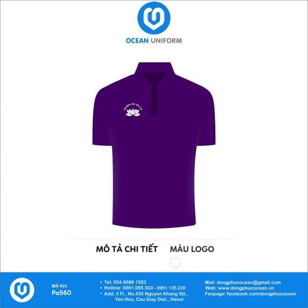 Đồng phục mầm non PA560