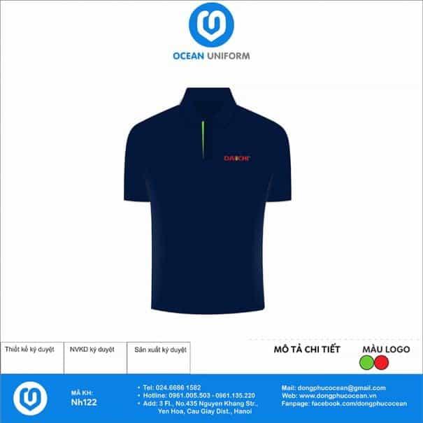 Áo đồng phục Công ty Daiichi Việt Nam
