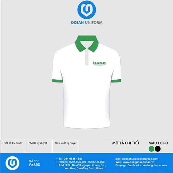 Đồng phục quảng cáo PA893
