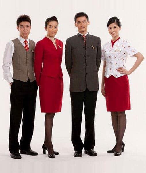 Mẫu đồng phục nhân viên nhà hàng Âu 4