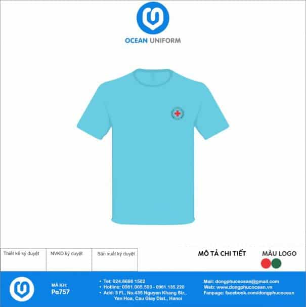 Áo đồng phục câu lạc bộ PA757