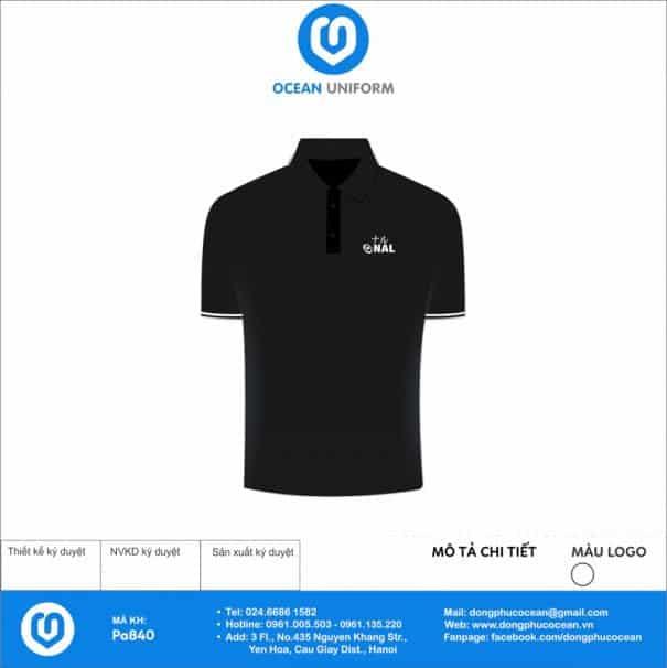 Áo đồng phục công ty Cổ Phần Nal Việt Nam