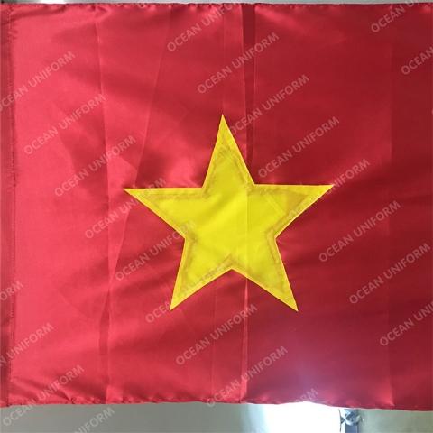 Lá cờ đỏ sao vàng 0,8x1,2m