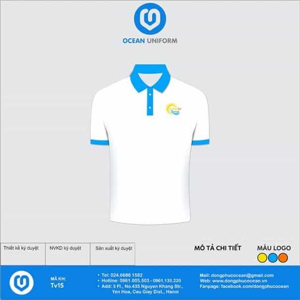 Đồng phục nhân viên du lịch Đà Nẵng SunTravel