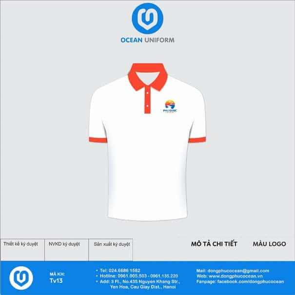 Đồng phục nhân viên du lịch Phú Quốc SunTravel