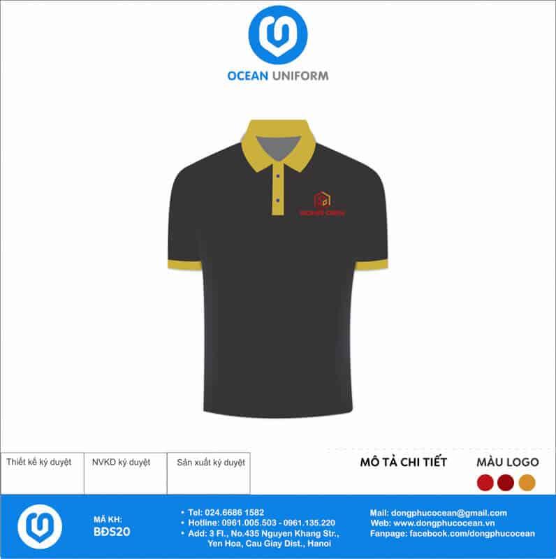 Đồng phục văn phòng Công ty Bất động sản Song Điền