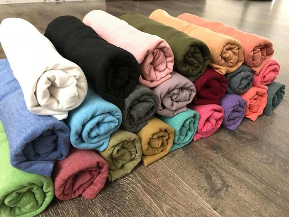 Chất liệu vải phổ biến khi in áo thun cotton