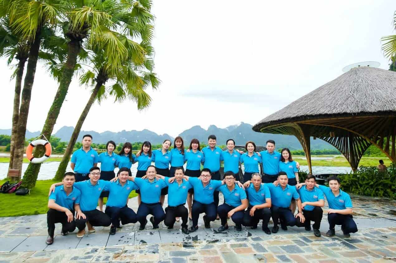 In áo chất lượng cao ở Hà Nội nâng cao tình đoàn kết hiệu suất làm việc