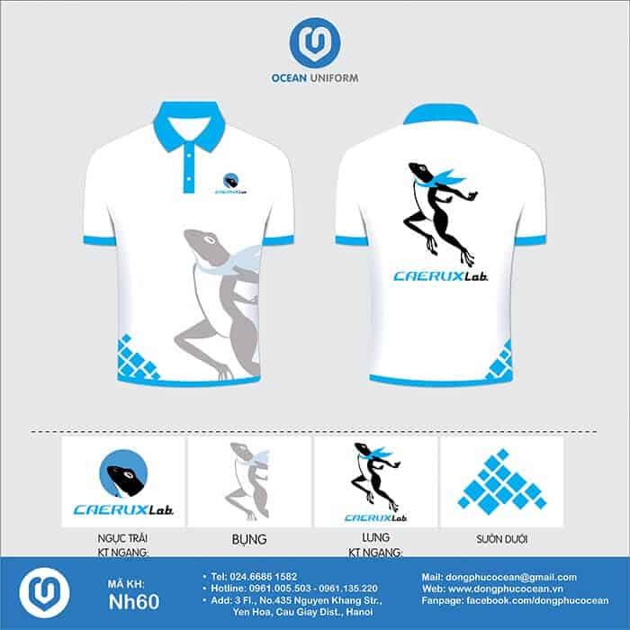 Ocean có nhiều ưu đãi cho khách hàng in áo phông tại Hà Nội