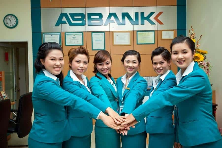 In áo đồng phục công ty Hà Nội - Đồng phục ngân hàng ABbank