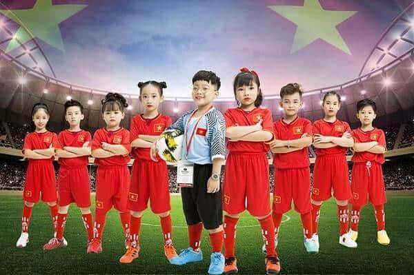 Đồng phục câu lạc bộ bóng đá