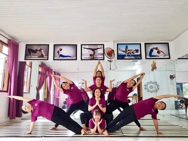 Đồng phục yoga
