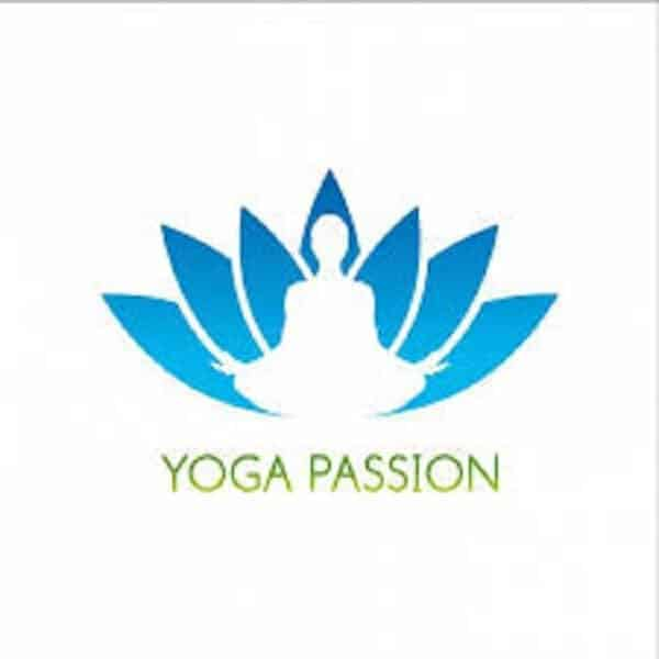 Logo yoga Passion