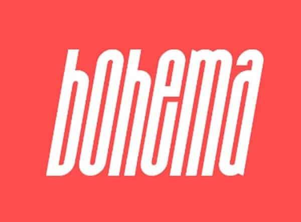 Font chữ Bohema