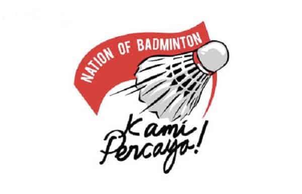 Logo cầu lông nổi bật