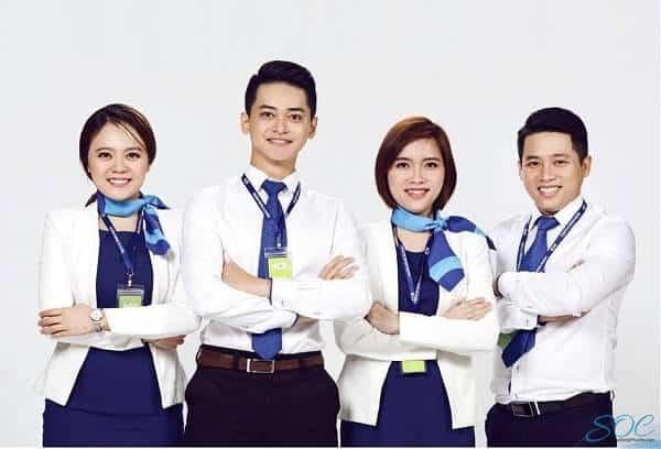 Đồng phục Ocean - doanh nghiệp đặt áo đồng phục công ty tin cậy