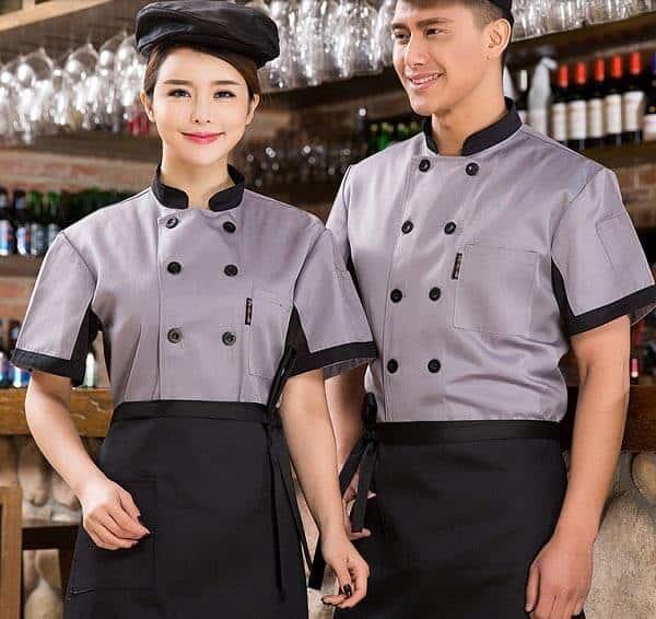 Đồng phục quán bar phong cách cổ điển