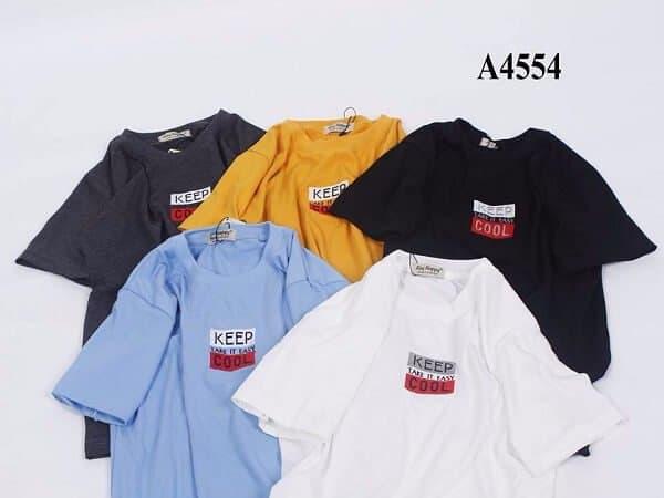 Áo phông của các shop online có mẫu mã đẹp