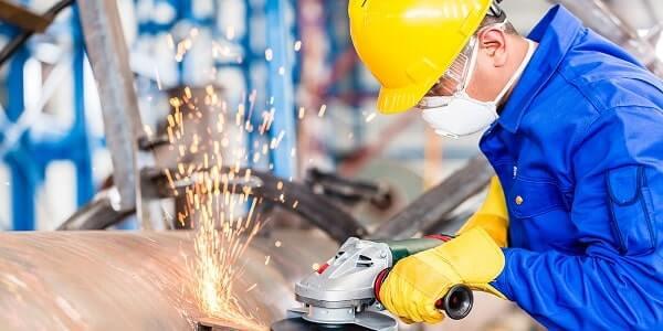 Đồng phục bảo hộ tối ưu cho ngành nghề cơ khí