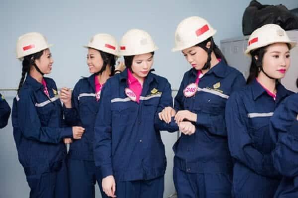 Đồng phục công nhân giá rẻ không đảm bảo an toàn chất lượng