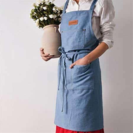 Đồng phục quán cà phê sân vườn