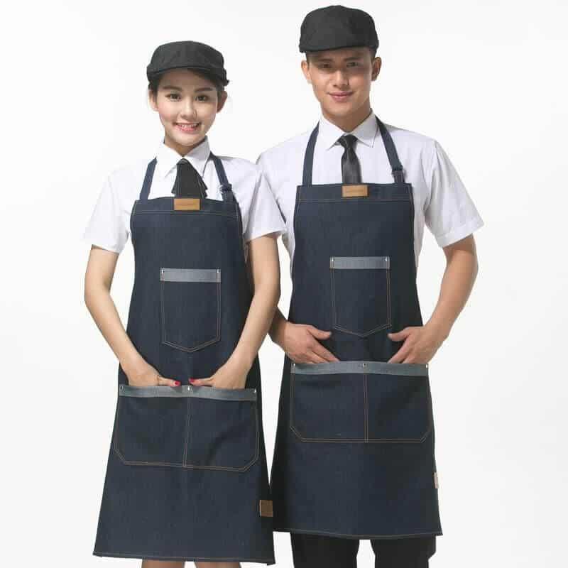 Đồng phục Coffee phong cách Vintage