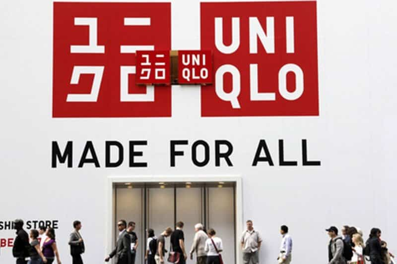 Công ty may mặc fast retailing