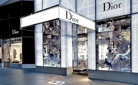 công ty may mặc dior