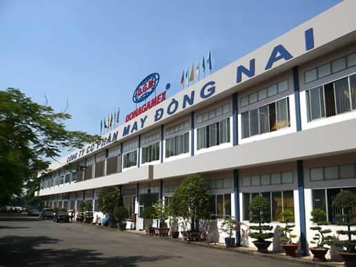 Hình ảnh công ty may Đồng Nai