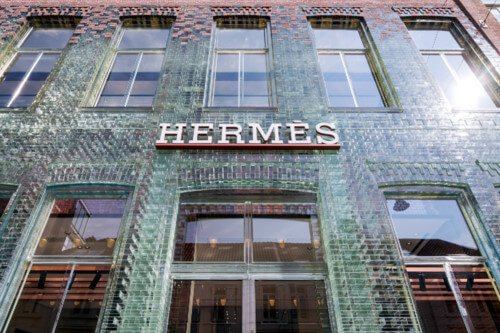 Công ty may mặc Hermes