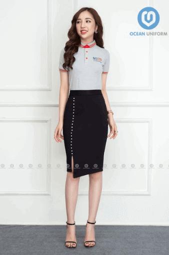 Áo đồng phục công ty đèn điện SULED