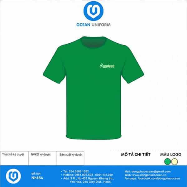 Áo đồng phục công ty AppFood