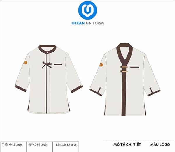 Đồng phục Spa HL