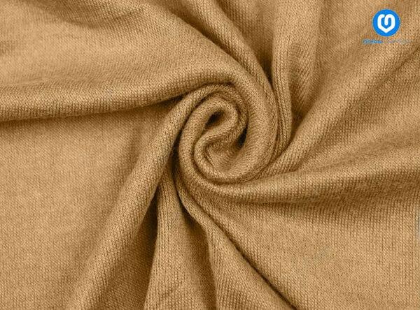 Vải kaki thun có độ dày hơn các loại vải khác