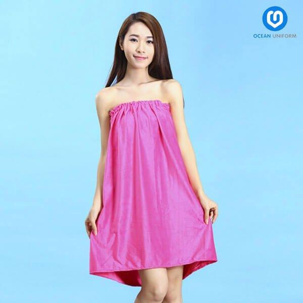 Váy quây lụa