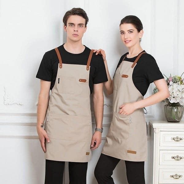mẫu đồng phục nhân viên nhà hàng 4