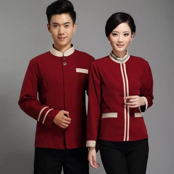 áo thun đồng phục nhà hàng 1